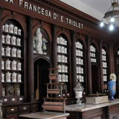 Στην Κούβα το μοναδικό καλά διατηρημένο φαρμακείο του 19ου αιώνα