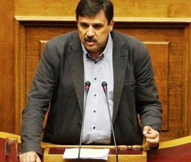 Η ομιλία του Ανδρέα Ξανθού στη Βουλή για την πρόταση Προανακριτικής της ΝΔ