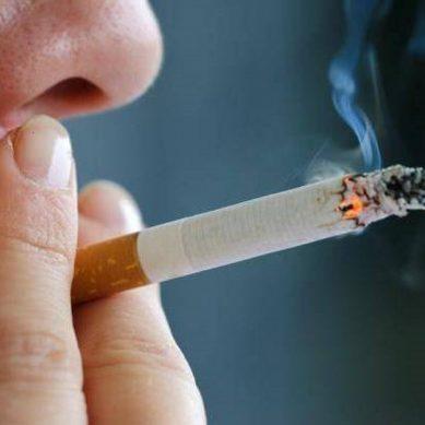 1142: Πρώτη μέρα λειτουργίας της γραμμής για την αντικαπνιστική νομοθεσία