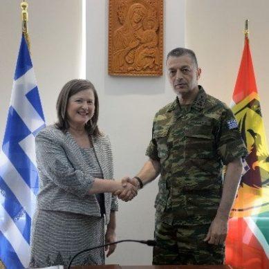 Μνημόνιο συνεργασίας του Γενικού Επιτελείου Στρατού και της ΑΚΟΣ