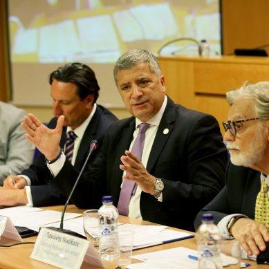 Γ. Πατούλης: Νέα γέφυρα συνεργασίας με την ελληνική ομογένεια για την προώθηση του τουρισμού υγείας