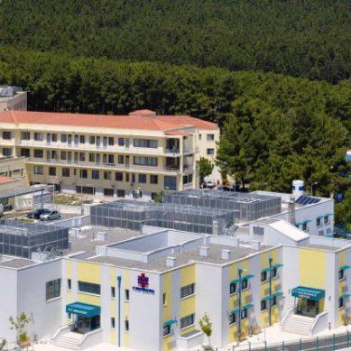 Παραχώρηση κτηρίων του πρώην Ψυχιατρικού Νοσοκομείου Τρίπολης, στο Πανεπιστήμιο Πελοποννήσου για τη δημιουργία Campus