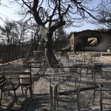 Γεν. Γραμματεία Δημόσιας Υγείας: Στοιχεία δράσεων 1 μήνα μετά τις πυρκαγιές