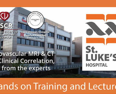 Cardiovascular MRI & CT with Clinical Correlation, Learn from the experts Hands on Training and Lecture