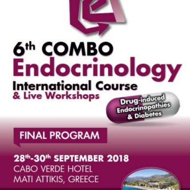 6th Combo Endocrinology International Course & Live Workshops