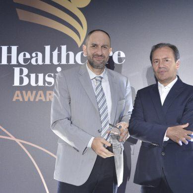 Ευρωκλινική: Βράβευση για την προσφορά της στην Κοινωνία & την Καινοτομία, στα Healthcare Business Awards 2018
