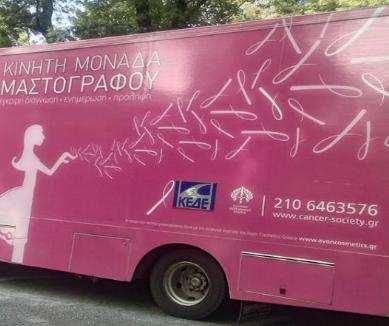 Τα πρώτα ευρήματα του Προγράμματος Πρόληψης του Καρκίνου του Μαστού σε 18 δήμους που πραγματοποιεί η ΚΕΔΕ σε συνεργασία με την Ελληνική Αντικαρκινική Εταιρεία