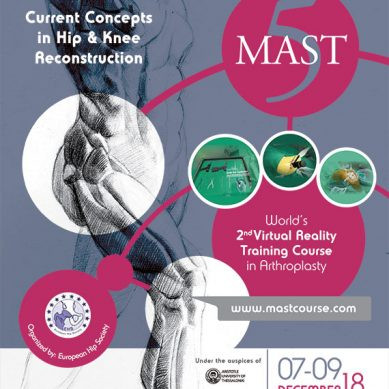 5th Masterclass in Arthroplasty Surgery