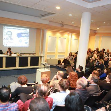 Τη σημασία της διαχείριση των χρόνιων παθήσεων τόνισε ο πρόεδρος του ΙΣΑ Γ. Πατούλης στο πλαίσιο του χαιρετισμού του στην Εκπαιδευτική Ημερίδα για το Σακχαρώδη Διαβήτη