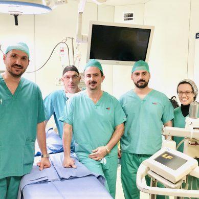 Πρωτοποριακή μέθοδος λαπαροσκοπικής ενδοπεριτοναϊκής χημειοθεραπείας