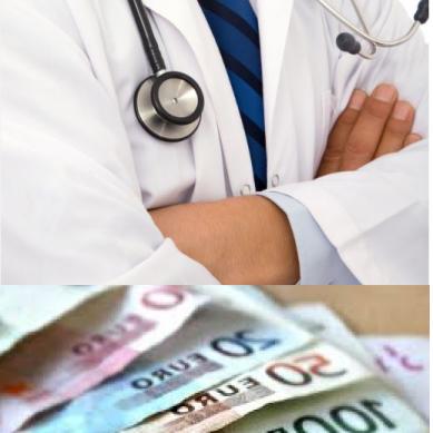 Επιστροφές διετίας τα αναδρομικά για γιατρούς του ΕΣΥ – κρατήσεις πάνω από 41%