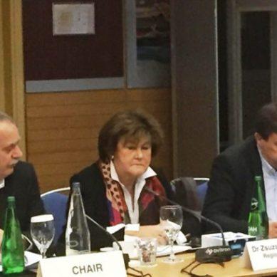Στην Αθήνα η Σύνοδος της 26ης Μόνιμης Επιτροπής της Περιφερειακής Επιτροπής του WHO Europe