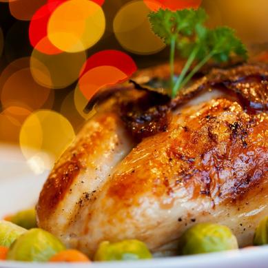 Πώς θα διατηρήσετε το έντερο σας υγιές κατά τη διάρκεια των εορτών;