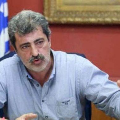 Απάντηση Πολάκη στα δημοσιεύματα για την υπόθεση του πρώην Διοικητή του Γεν. Κρατικού Νίκαιας