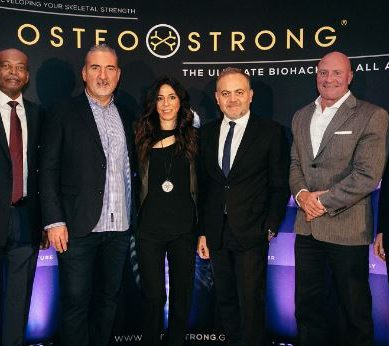 OsteoStrong : Έρχεται το ρομποτικό σύστημα φυσικής ενδυνάμωσης