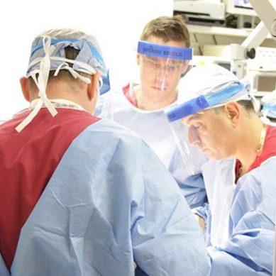 Εγκαίνια του Complex Joint Reconstruction Center στο Νοσοκομείο Ειδικής Χειρουργικής στη Νέα Υόρκη