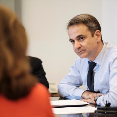Κ. Μητσοτάκης: Συζήτηση με φορείς για τη δημιουργία εποπτευόμενων χώρων για τους χρήστες ναρκωτικών