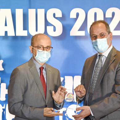 Διάκριση INTERAMERICAN στα SALUS 2020, για τη συνεισφορά στο ΕΣΥ