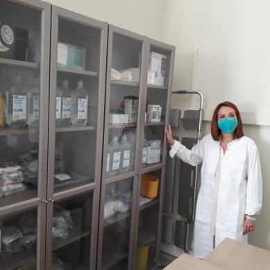 ΠΕΦ: Δωρεά ιατρικού εξοπλισμού & φαρμάκων για τους άπορους και άστεγους του Δήμου Αθηναίων